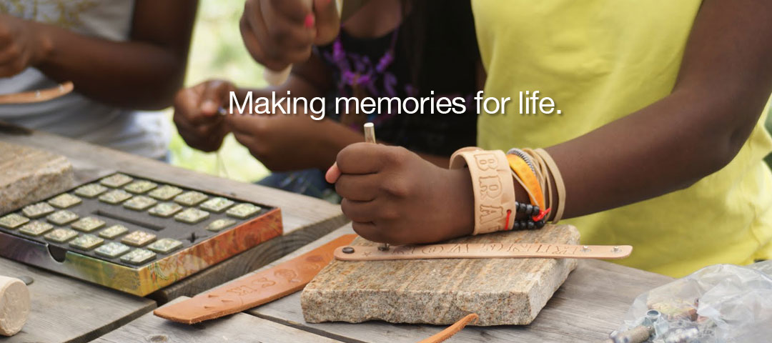 Making memories - Lazy B's Ranch Program