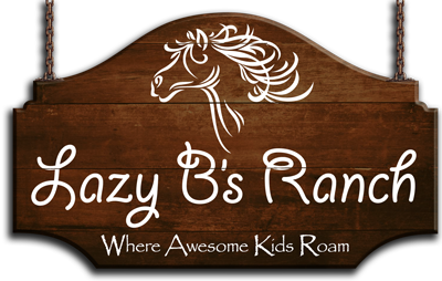 Lazy B's Ranch Logo
